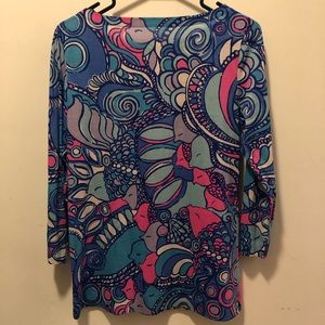 Lilly Pulitzer Tops - Lily Pulitzer top, size M